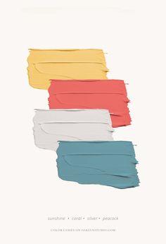 Sorbet Color Palette For Paint Create Color Palette, Colour Pallette, Colour Schemes, Color Combos, Taupe Color Palettes, Wedding Color Schemes, Excel Tips, Plakat Design, Colour Board