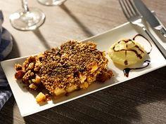 Appel crumble met gemengde noten - Natuurwinkel.nl