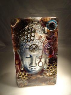 Artist: Susan Gott Size: 8 x 5 x 1  phoenix stories for more images please contact Corey@Habatat.com