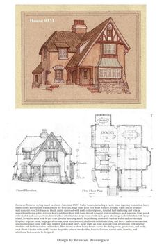 House 331 Plan by ~Built4ever on deviantART