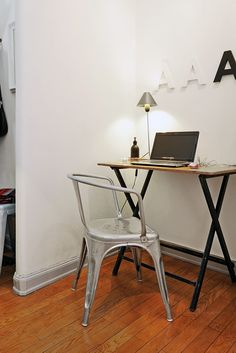 Un bureau mme dans un petit espace
