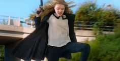 chloe moretz kick ass 2 photos | Chloe Grace Moretz Curses And, Uh, Kicks Ass In 'Kick Ass 2' Redband ...