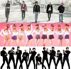Big Bang, Girls' Generation, and Super Junior considered the Big 3 in overseas popularity | http://www.allkpop.com/article/2013/10/big-bang-girls-generation-and-super-junior-considered-the-big-3-in-overseas-popularity