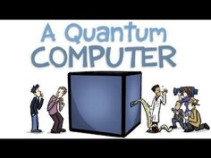 Quantum Computers Animated - Theoretical Physicists John Preskill and Spiros Michalakis describe how things are different in the Quantum World and how that can lead to powerful Quantum Computers.