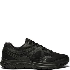 Saucony Men s Cohesion 11 Running Shoe Black 10.5 Wide US  fashion   clothing  shoes 3fddc7ddd