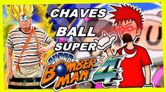 Só tem bicho Apelão - Super Bomberman 4