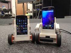 SMARTPHONE ROBOT - Jiexin Wang