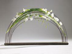 花瓣网-al design supplies Contemporary Flower Arrangements, Beautiful Flower Arrangements, Floral Arrangements, Beautiful Flowers, Deco Floral, Arte Floral, Flower Show, Flower Art, Art Floral Japonais