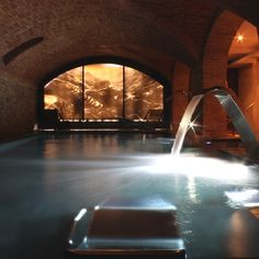 Turkish spa area at the hotel H1898 in Barcelona, a must-stay.