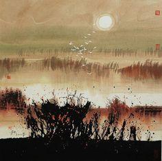 Wang Yu Yuan(汪钰元 Chinese, b.1943) here and here more