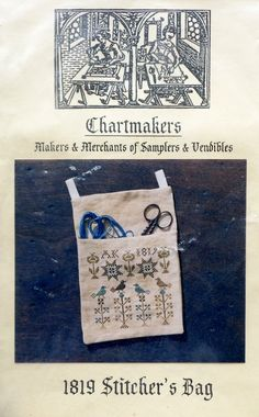 Chartmakers aka Goode Huswife 1819
