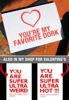 Funny Valentine's Day Card Love Boyfriend by EscapeModulePrints