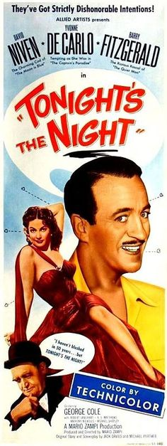 night after night movie posters