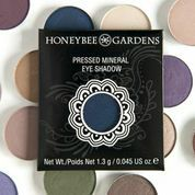 Pacific is truly a soulful color; makes a great eye liner too. #honeybeegardens #naturalmakeup