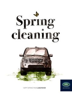 #landlrover #springcleaning