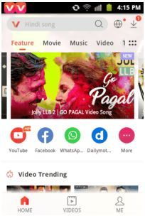 Vidmate App | Free Download & Install Vidmate App 2019 Latest Version Free Music Download App, Mp3 Song Download, Download Video, Free Tv Streaming, Cricket Streaming, Streaming Movies, Video Downloader App, Places, Entertainment