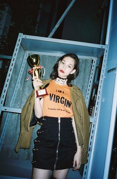 """Street style photographer KOO launches clothing brand """"WON I CLOSED"""" and tag teams with super muse Kiko Mizuhara for his first collection. High Fashion Photography, Glamour Photography, Editorial Photography, Lifestyle Photography, Kiko Mizuhara Style, Look Short, Perspective Photography, Elegant Wedding Hair, Faithfull The Brand"""