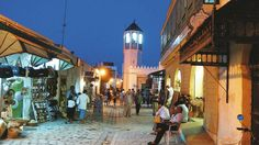 Marvellous Things To Do In Yasmine Hammamet Thomson also The Medina Of Hammamet In Tunisia   Goventures.org