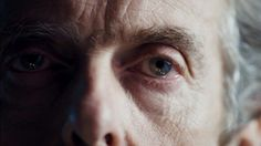 All the words are in the eyes. The Doctor sees Clara's portrait.