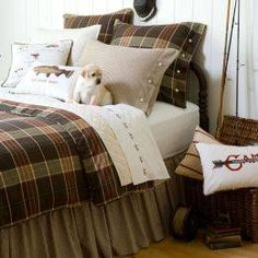 Clearance - Taylor Linens Deerfield Queen Duvet by Taylor Linens Bedding: The Home Decorating Company