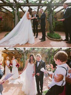 YolanCris  Danielle + Tim   #realweddings #YC #brides #realbrides #bridestyle #weddingideas #inspiration #weddingdress #wedding #yolancris