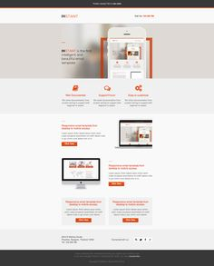 Creative email newsletter design 83oranges from 83 oranges despite every new online advance proclaiming the death of email it remains as effective a marketing channel as ever spiritdancerdesigns Images
