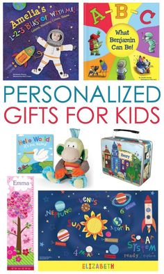561cf98cf92a personalized gifts for kids These personalized gift ideas are perfect for  Christmas and birthdays! Personalized