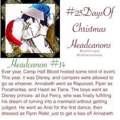 Christmas Headcanon 14