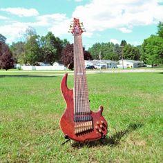 A very expensive conklin bass.