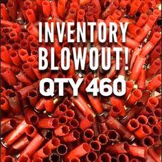Red Empty Shotgun Shells 12 Gauge Shotshells Spent Hulls Used Fired 12GA – Empty ShotGun Hulls #ammocrafts #emptyshotgunshells #bulletjewelry #diyBoutonnieres Bullet Ring, Bullet Earrings, Bullet Shell, Bullet Jewelry, Ammo Crafts, Diy Crafts Jewelry, Steampunk Design, Steampunk Men, Ammo Art