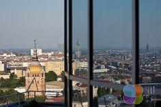 Blick zum Wasserturm Wien San Francisco Skyline, Travel, Water Tower, Viajes, Destinations, Traveling, Trips