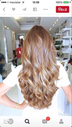 Caramel blonde hair love her hair Hair Love this hair color HAIR Hair Day, New Hair, Caramel Blonde Hair, Carmel Blonde, Light Caramel Hair, Coloured Hair, Great Hair, Awesome Hair, Pretty Hairstyles