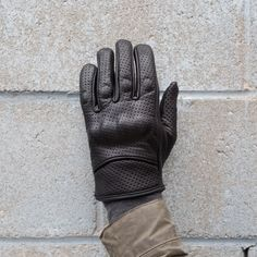 Make the most of the rest of this hot summer weather riding and say goodbye to sweaty hands with these Z1R 270 Perforated riding gloves (available in men's and women's sizing) Constructed from fully ventilated goatskin leather with added finger & knuckle protection, these riding gloves offer incredible value for the price. #motogloves See link for details! Motorcycle Riding Gear, Sweaty Hands, Lifestyle Shop, Gloves, The Incredibles, Leather, Shopping, Biker, Rest