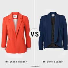Veto Moda | Back to the OFFICE Look.... Fun Blazer