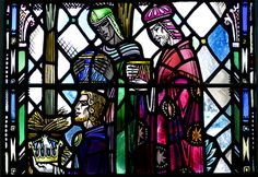 https://flic.kr/p/AshyYL   Alf Webster Stained Glass   Nativity. Three wise men. Stained glass detail. Alf Webster(1910). Scotland. Alf Webster: Glasgow's Lost Genius On the 6th November 2015, we will be celebrating the Centenary of Alfred Alexander Webster (1883-1915), stained glass artist and master-craftsman, through a one day conference at Webster Theatre in Glasgow's West End.  Webster was born at 40 Keir Street in Pollokshields on the 19th December 1883. As a child he attended…