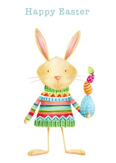 Ileana Oakley - Easter Rabbit Eggs