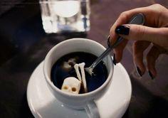coffee and bones