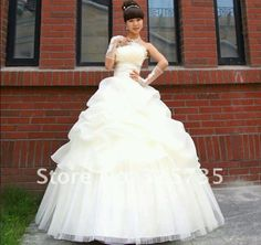 The perfect dress for me, so happy I found this one. Ballgown and princess style dress
