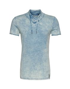 GARCIA T-Shirt indigo
