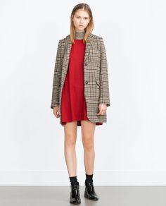 FLARED DRESS - Dresses - TRF | ZARA United States