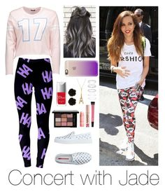 A fashion look from October 2016 featuring long sleeve tops, grey pants and white shoes. Browse and shop related looks. Grey Pants, Long Sleeve Crop Top, Urban Decay, Christian Dior, Jade, Victoria Secret, Casetify, Fashion Looks, Crop Tops
