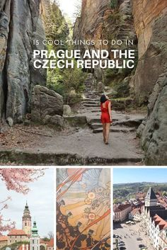 15 Cool Things To Do in Prague and the Czech Republic. During my recent trip to the Czech Republic, I set out to explore the best local culture, cuisine and experiences in the whole country. From lesser known castles to natural wonders to unique stays, click through to see some of my favorite things you can only experience in the Czech Republic. | The Travel Women #CzechRepublic #travelguide #Europe #Czechia