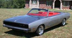 convertible general lee from the dukes of hazzard, lol General Lee, Convertible, Mopar Girl, 1968 Dodge Charger, Dodge Daytona, Hot Cars, Cars Motorcycles, Muscle Cars, Dream Cars