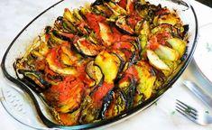 5 Ιδέες για να μαγειρέψεις σήμερα! | ediva.gr Ratatouille, Paella, Zucchini, Vegetables, Ethnic Recipes, Food, Essen, Vegetable Recipes, Meals
