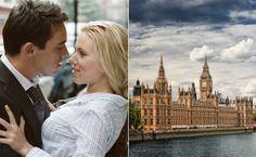 Viagens românticas de cinema [Filme Match Point (Londres, Inglaterra)]