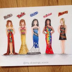 flavoredtape: Candy dresses! Something just a little... flavoredtape: Candy  dresses