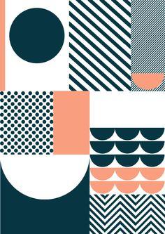 suzanne cleo antonelli. Geometric Designs, Geometric Shapes, Geometric Pattern Design, Graphic Patterns, Print Patterns, Web Design, Grafik Design, Bauhaus, Graphic Design Inspiration