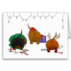 Nothin' Butt A Doxie Christmas Cards dachshund ideas toys, dachshund ideas christmas, dachshund ideas favorite things Butt A Doxie Christmas Cards Dachshund Funny, Dachshund Quotes, Dachshund Art, Corgi Funny, Daschund, Golden Dachshund, Pembroke Welsh Corgi Puppies, Christmas Dog, Christmas Cards