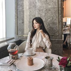 Just because my path is different doesn't mean I'm lost. Mode Ulzzang, Ulzzang Korean Girl, Ulzzang Couple, Ulzzang Fashion, Asian Fashion, Cute Girl Pic, Cute Girls, Kim Na Hee, Pretty Korean Girls