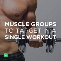 Visit http://WorkoutLabs.com/ask-a-trainer/body-parts-target-workout/ to learn which body parts you should target in a single workout